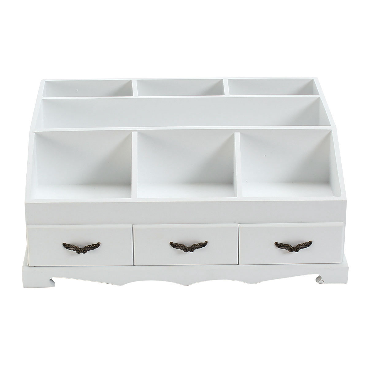 Makeup Storage Drawers Jewelry Display Box Storage Cosmetic ...