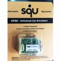 SQU OF68 univercial car emulator includes 68 programs dedicated to hundreds of car models and types of ECU lowest price