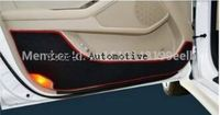 2011 2014 for KIA Optima K5 Kicking the door to prevent the door mat anti stain protection polyester fiber mat