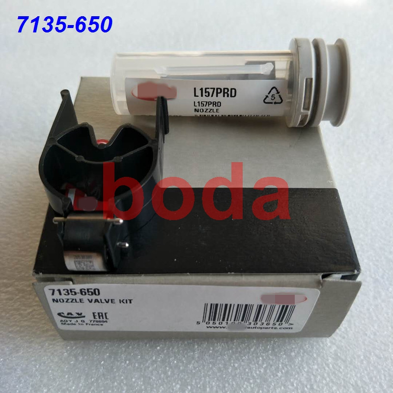 original and brand new  nozzle valve kit 7135-650 (including L157pbd/L157prd 28538389 621c for EJBR04701D