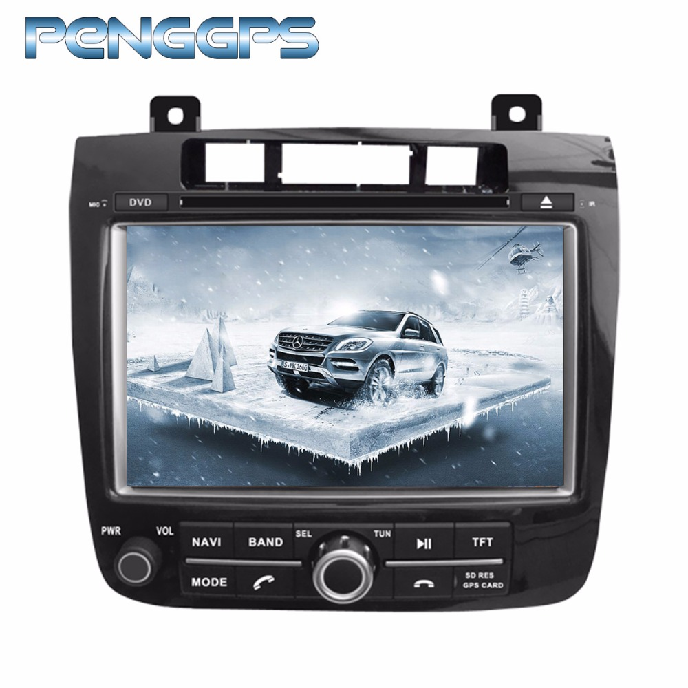 4G+32G Octa Core 2 Din Stereo Android 8.0 Car Radio for V W TOUAREG 2010 2016 GPS Navigation CD DVD Player Bluetooth headunit