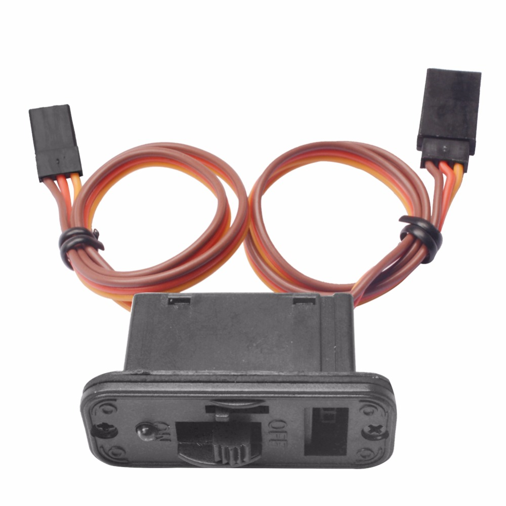 1pcs Small Switch For Jr Futaba Rc Helicopter Aircraft Servo Traditional Wiring Method Of An Npn Proximity Sensor Without Using Plc Switching Power Supply
