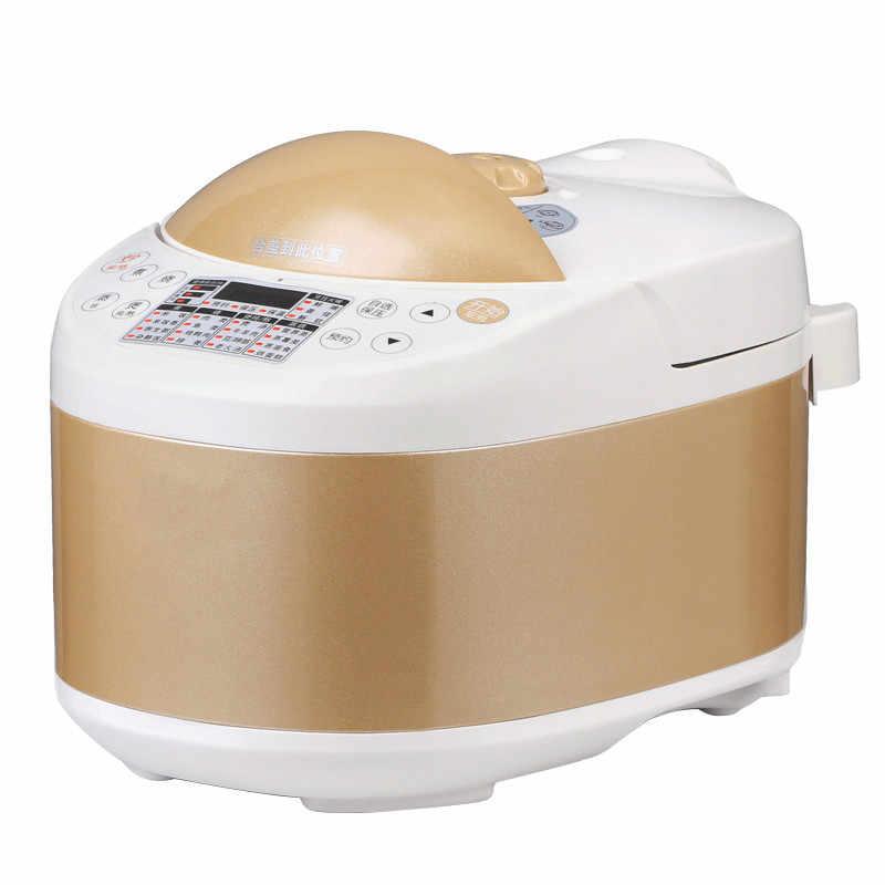 Электрические скороварки используют двойной желе, чтобы сделать назначение для плиты 4L