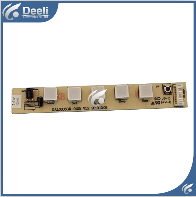 good working for air conditioning computer board Display receiving plate GAL0805GK 0105 board|air conditioning plate|air conditioning board|work work - title=