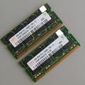 Hynix 4 ГБ (2X2 ГБ) CL5.0 DDR2-667 667 МГц PC2-5300S Памяти Ноутбука SODIMM Ноутбук ОПЕРАТИВНОЙ ПАМЯТИ Не-200pin Ecc Низкой плотности Полный испытания