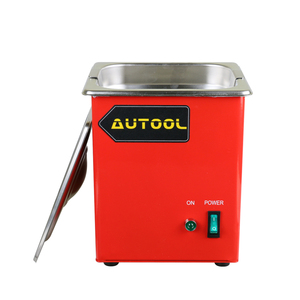 Image 3 - AUTOOL MCT100 Ultrasonic Car Fuel Injector Cleaning Machine Cleaner 1000ML Injector Spark Plug For LAUNCH CNC602A CT200 220v