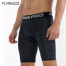 Men Running Shorts Quick Drying Training Crossfit Fitness Gym Mens Sport Compression Tights Skinny Trouser Sweatpants