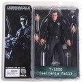 "Envío Gratis NECA Terminator 2 Figura de Acción de T-1000 Galleria Mall Juguete Figura 7 ""18 cm Juguete Modelo # ZJZ006"