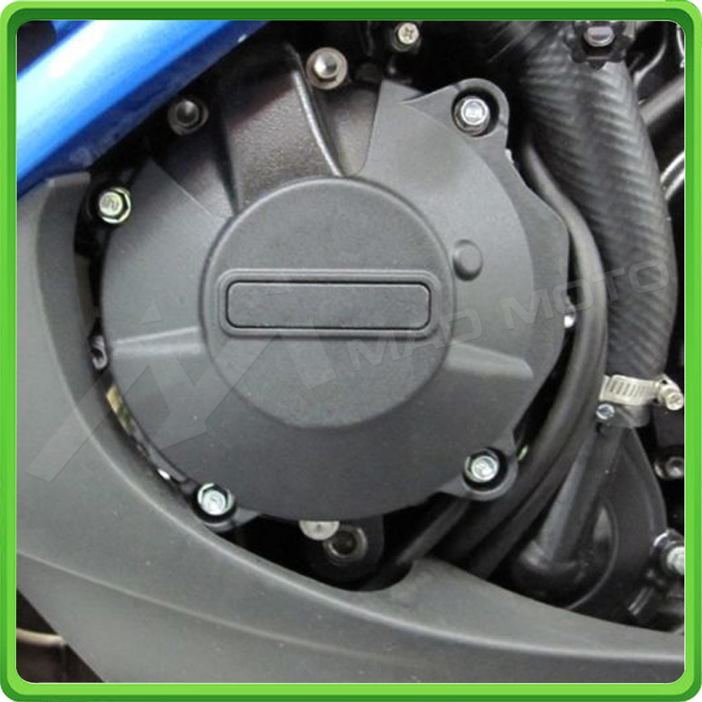 Motorcycles Engine Case Cover Slider / Protector Set for Kawasaki ninja ZX-6R ZX6R ZX636 2009 2010 2011 2012 2013 2014 2015 2016