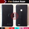 Горячая! Cubot S550 Дело Цена Завода 6 Цветов, Посвященная Эксклюзивная Кожа Для Cubot S550 Телефон Обложка + Отслеживания