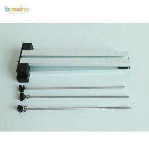 Image 3 - B702 free shipping free foldable balloon measuring sizer for wedding decoration