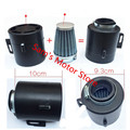 35/38/40/42/45/48/52/58MM Waterproof Dirt Bike Scooter GO KART Motorcycle Air Filter Box