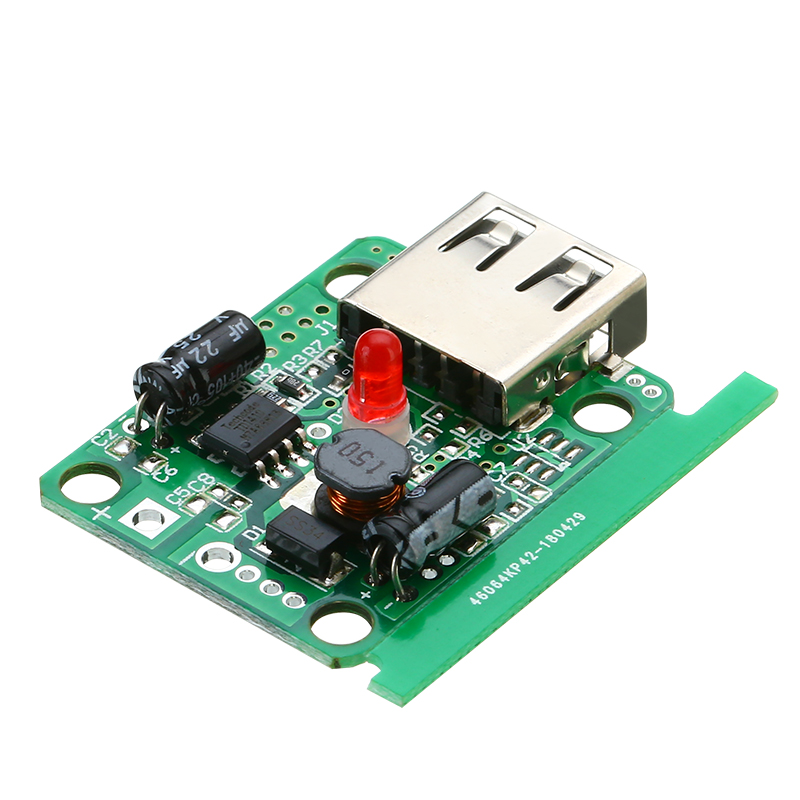 DC 6V-20V 18V to 5V 2A USB Solar Panel Power Charger Regulator Folding bag// Cell