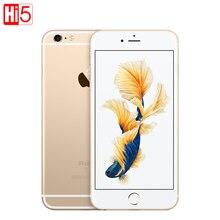 Открыл Apple iPhone 6 s/6 S плюс 2 ГБ оперативной памяти 16 ГБ/64 ГБ ROM 4.7″ /5.5 «дисплей 12.0MP IOS LTE отпечатков пальцев одного SIM Dual Core серый