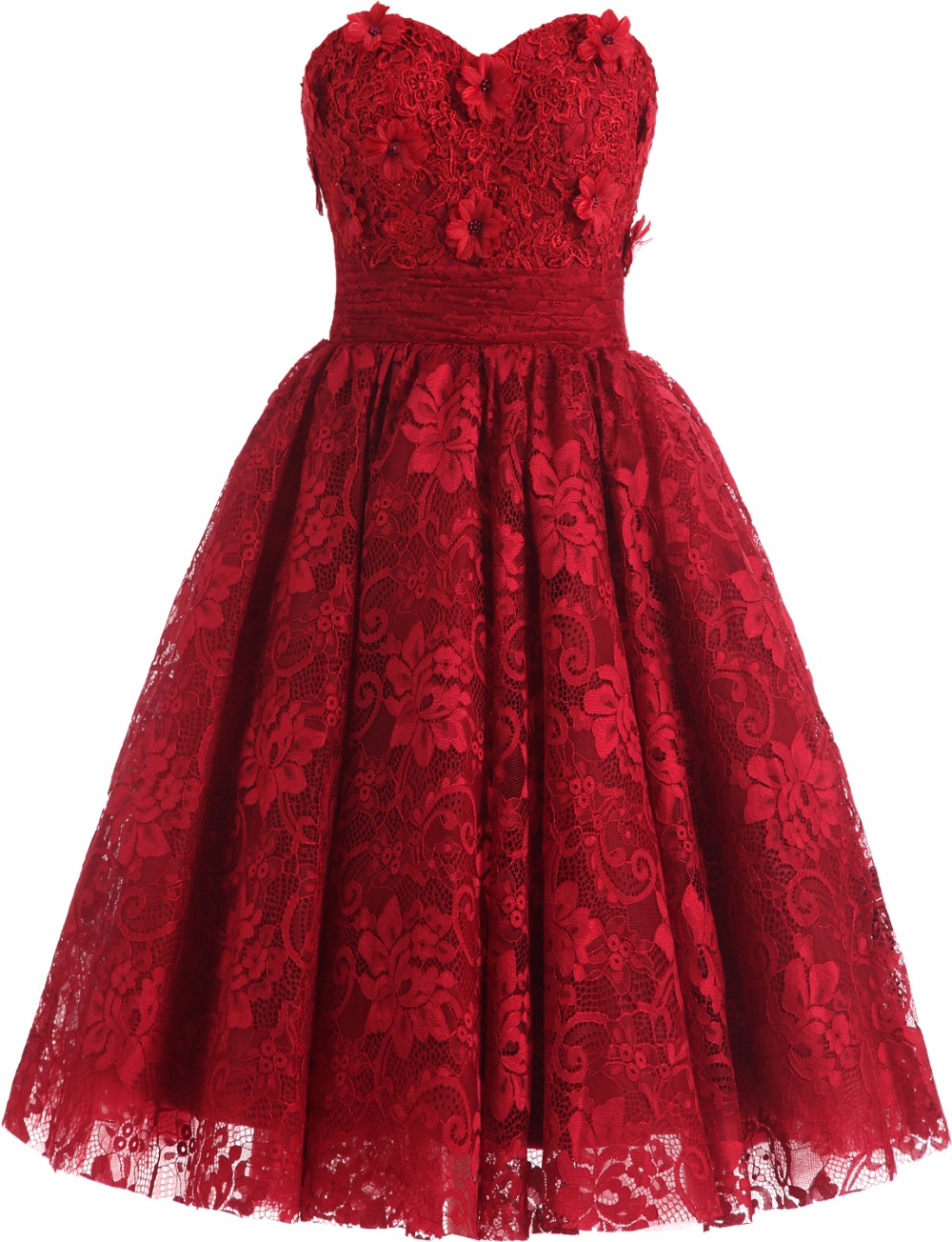 Maroon Cocktail Dress | Dress images