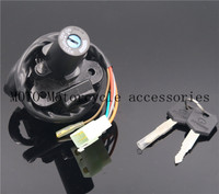 Motorcycle Ignition & KEY for KAWASAKI ZX 7 ZX7R ZX750 ZX9R ZX900 ZX 9R ZX6R ZZR400 ZZR600 Scooter Ignition Switch Lock KEY
