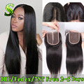 7A Brazilian Lace Closure Bleached Knots Virgin Human Hair Closure Free Middle 3 Part Lace Closure,Brazilian Straight Closure