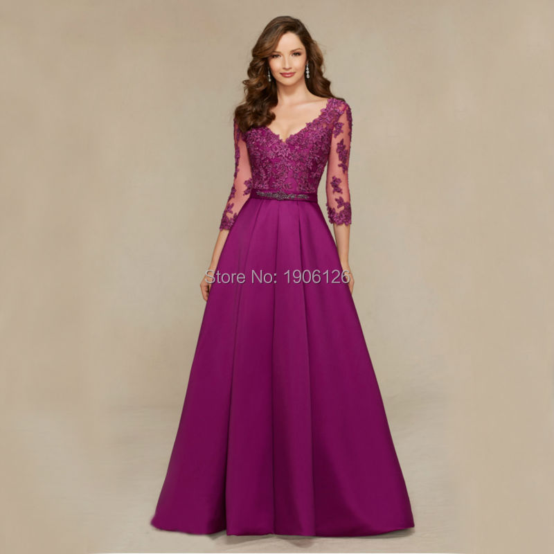 Compare Prices on Designer Evening Gowns with Sleeves- Online ...