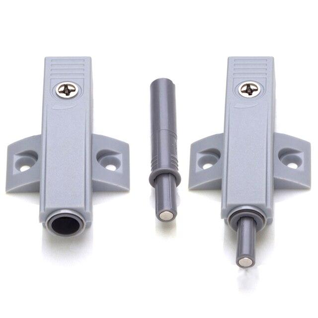 Aliexpress Buy 8pcs Gray Kitchen Cabinet Door Suction Door