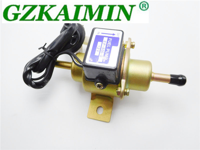 Image 4 - Garuantee top quality Universal Diesel Petrol Gasoline 12V Electric Car Fuel Pump EP500 0 EP5000 EP 500 0 035000 0460  EP 500 0-in Fuel Pumps from Automobiles & Motorcycles