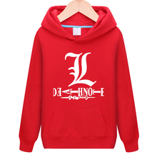 Unisex Death Note Pullovers Hoodie Sweetshirts (4 colors)