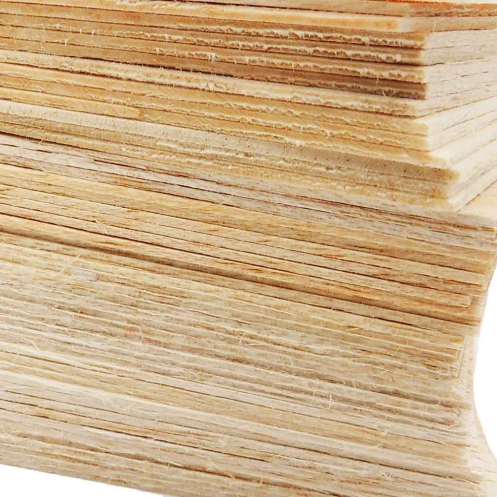 20pcs Long Select BALSA WOOD 20 Sheets Wide 80mm With 1mm Thick EXCELLENT QUALITY Model Balsa Wood
