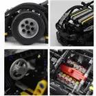 1177Pcs Nieuwe MOC Serie Balisong Sport Auto Model Building Kits Set Educatief Blokken Model Auto Speelgoed Kinderen Gift - 5
