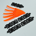 10pcs XXD Big Hole 5035 Direct Drive Propeller Blade For RC Helicopter Racer Props