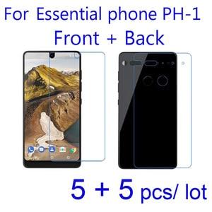 Защитная пленка для телефона 10 шт./компл./комплект, мягкая прозрачная/матовая/нано-Взрывозащищенная пленка для телефона PH-1 Ph1 Передняя и зад...