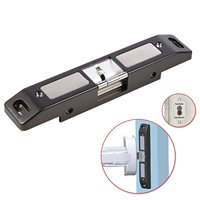 OBO HANDS Electric Strike Lock For Push Panic Bar Exit Device Emergency Door