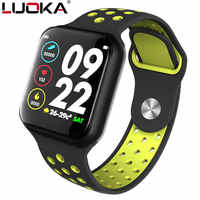LUOKA F8 Sport Smart Watch IP67 Waterproof 15 days long standby Heart rate Blood pressure Smartwatch Support IOS Android PK s226