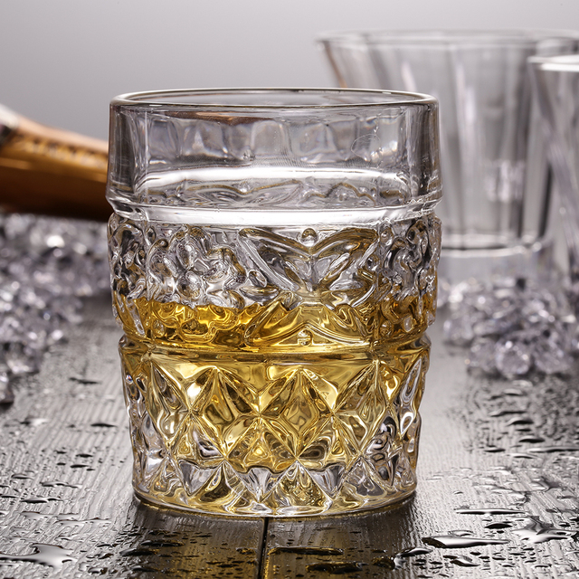 ed506e6ed Hot Sale Big Whiskey Wine Glass Lead Free Crystal Cups High Capacity Beer  Glass Wine Cup