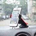 Sucker Base Mobile Phone Car Holder 360 Degree Rotation Adjustable Angle GPS Navigation Bracket Stand For All Mobile Smart Phone