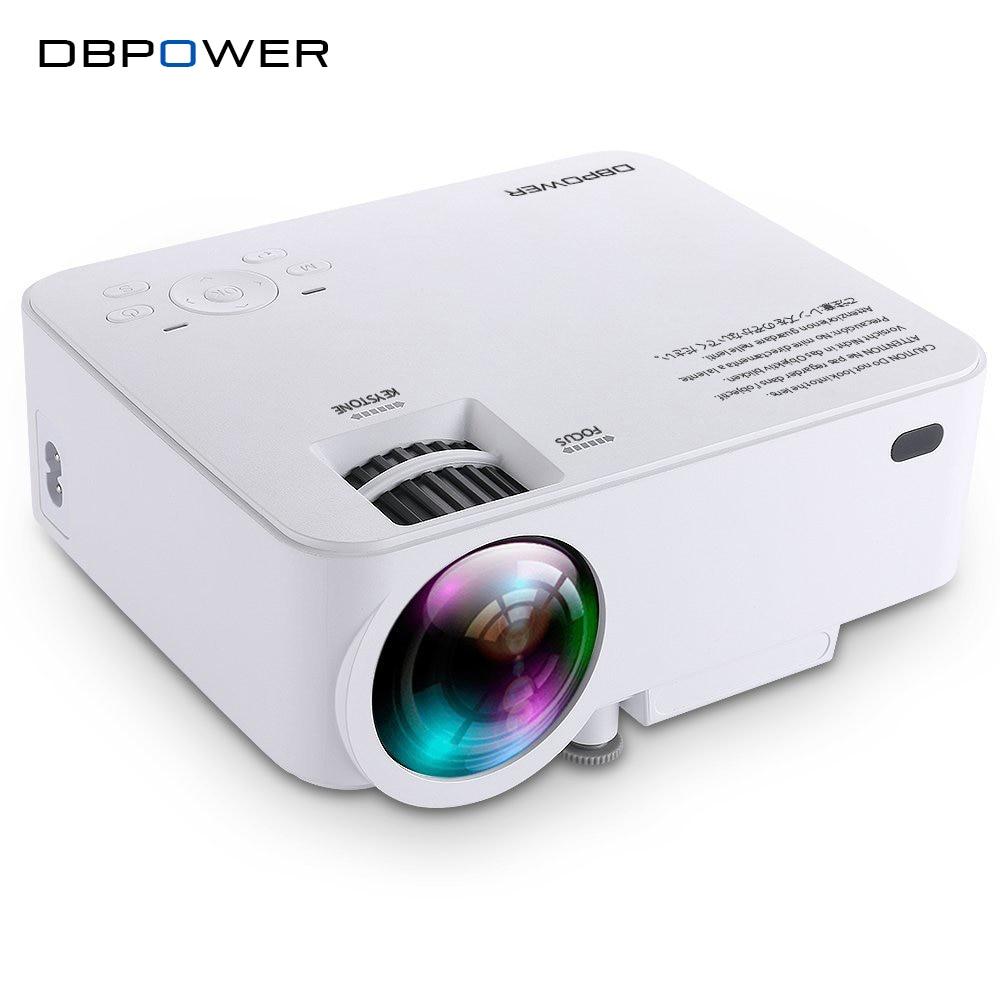 DBpower proyector barato chollo oferta