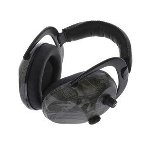 Image 2 - Free shipping Electronic Ear Muff Headphones Gun Shooting Protection Hunting Plugs Outdoor