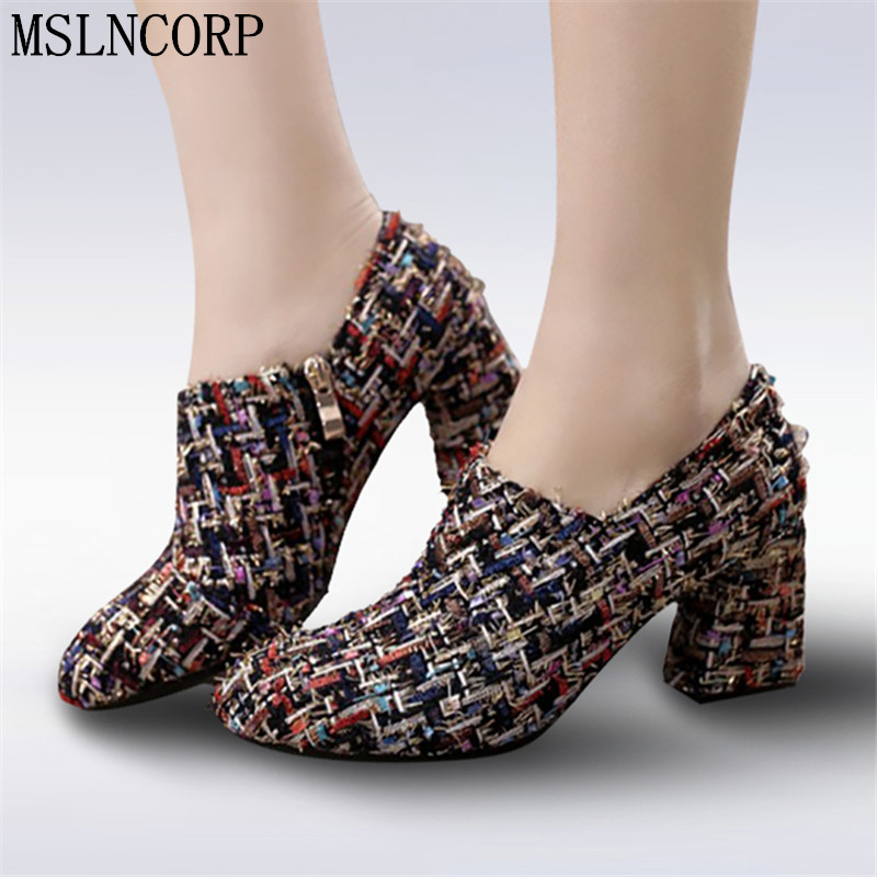 plus size 34-43 New sexy fashion women high heels pumps ladies wedding shoes woman chaussure Dress femme party zapatos mujer 2018 new arrival shoes woman stiletto zapatos mujer sandals chaussure femme ankle high heels party pumps sandalias femininas