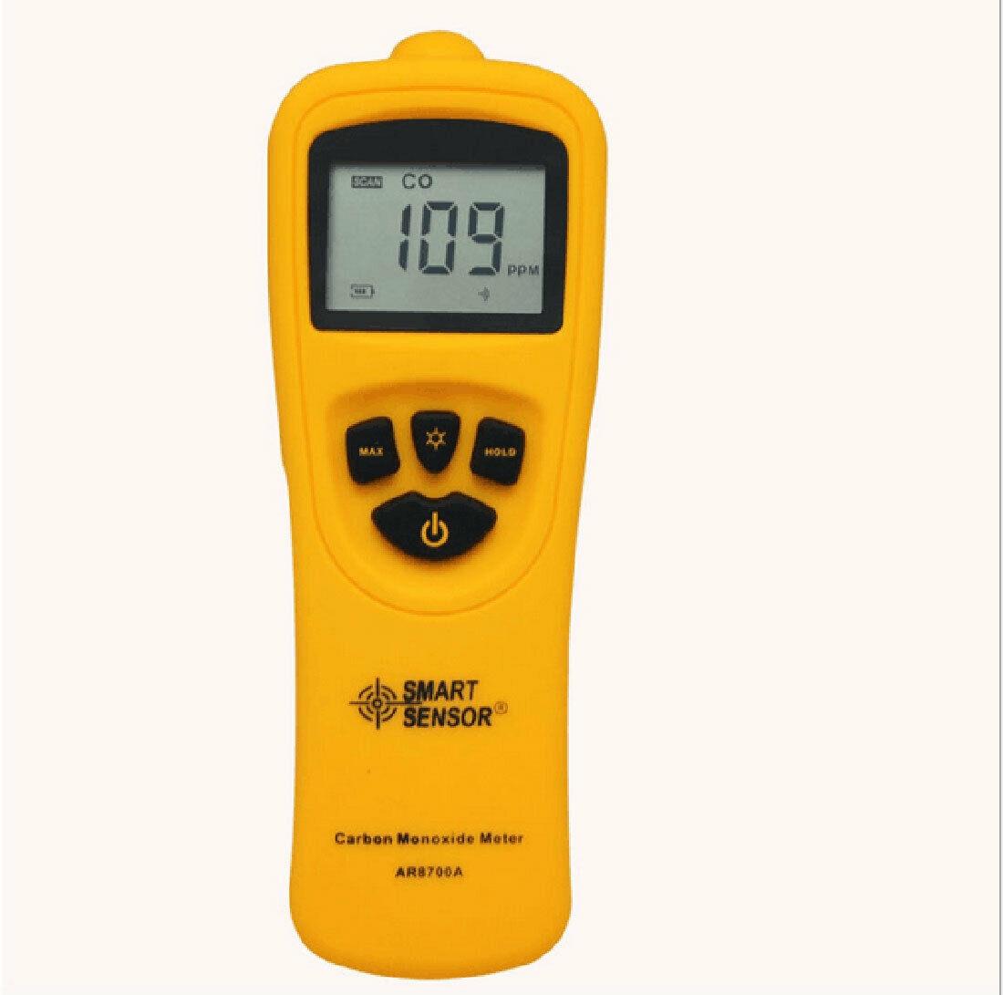 Gas Tester Monoxide Meter CO Monitor Digital Carbon Detector SensorGas Tester Monoxide Meter CO Monitor Digital Carbon Detector Sensor