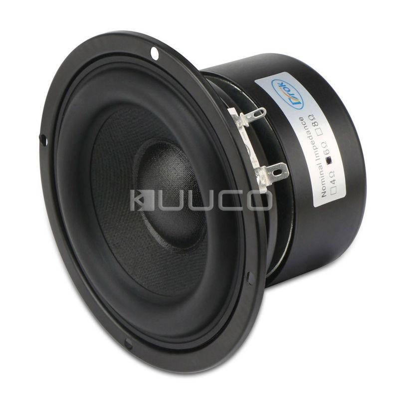 de audio hi fi subwoofer alto falante baixo antimagnetico para alto falantes diy 02
