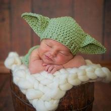 Baby Diaper Yoda Hat