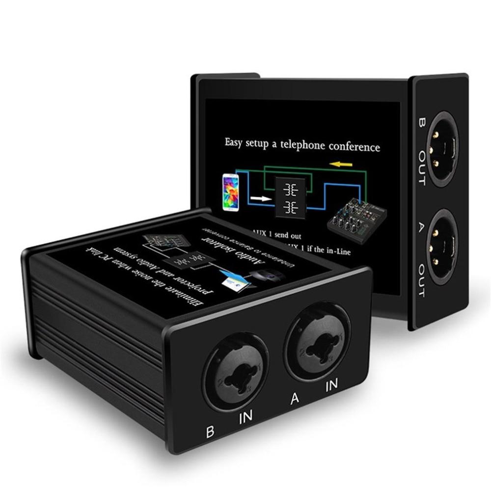 Audio Signal Full Isolation Asynchronous Hi-Fi Audio Decoder Premium Signal Repeater Amplifier Isolator Distance Extender isolation