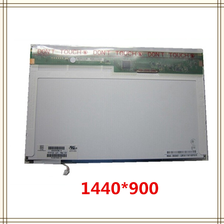 Laptop Accessories Laptop Lcd Matrix Screen Ltn141wd L05 For Ibm T61 T60 T400 R400 Panel Lp141wp1 N141c3 B141pw03 B141pw01 1440*900 Complete Range Of Articles