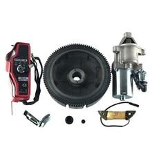5KW 5.5KW 6.5KW Electric Start KIT Refit For GX340 GX390 GX420 188F 190F 192F Engnine Generator