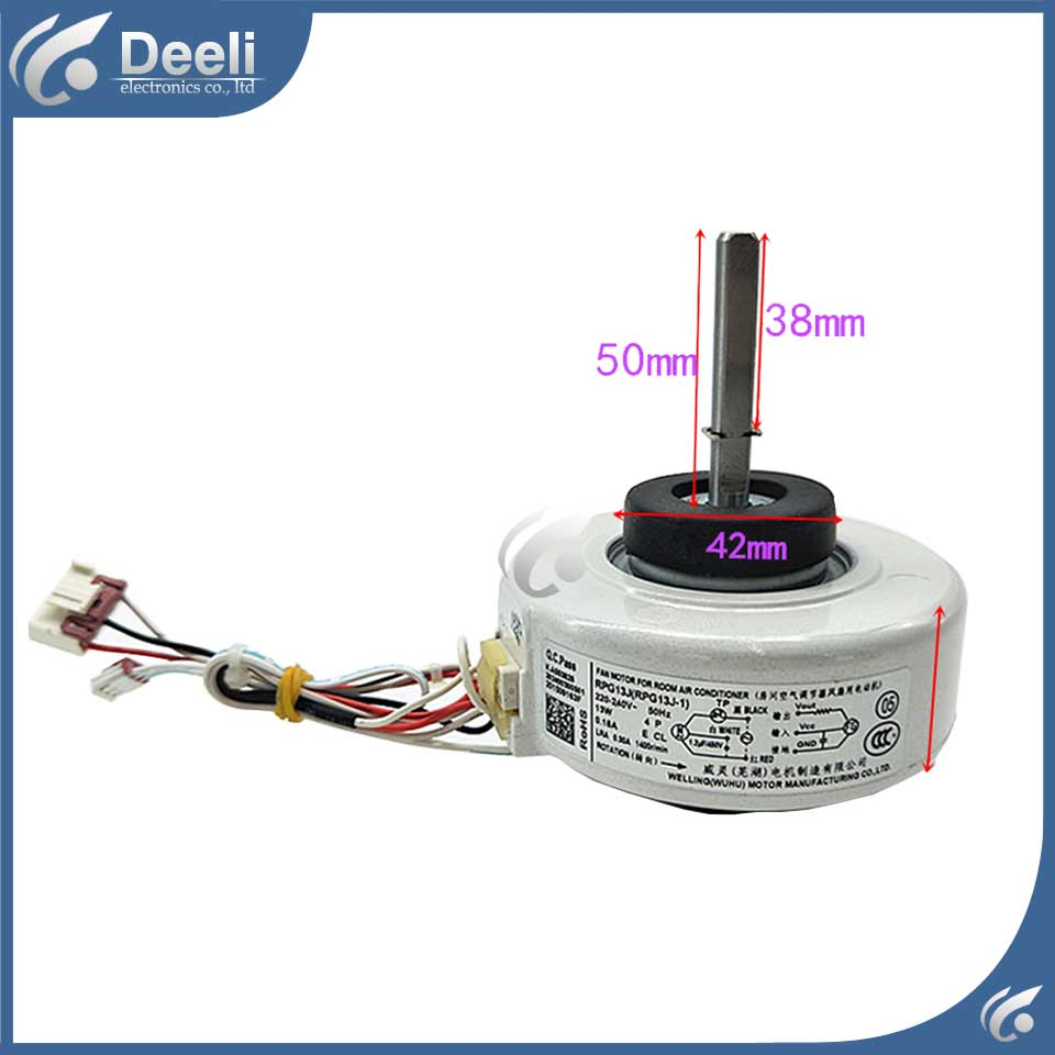 new good working for Air conditioner inner machine motor RPG13J(RPG13J-1) Motor fan new good working for air conditioner inner machine motor rpg13c rpg18f rpg18h 2 motor fan