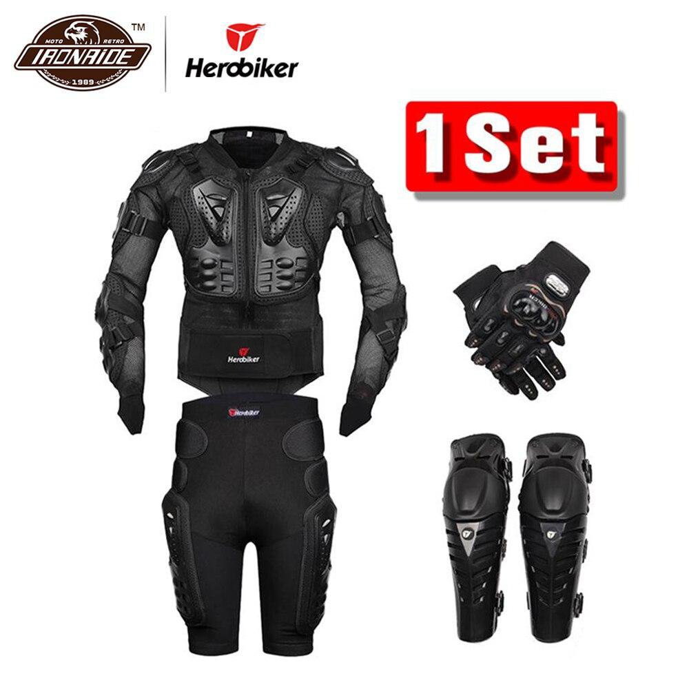 Új Moto Motocross Racing motorkerékpár karosszéria páncél - Motorkerékpár tartozékok és alkatrészek
