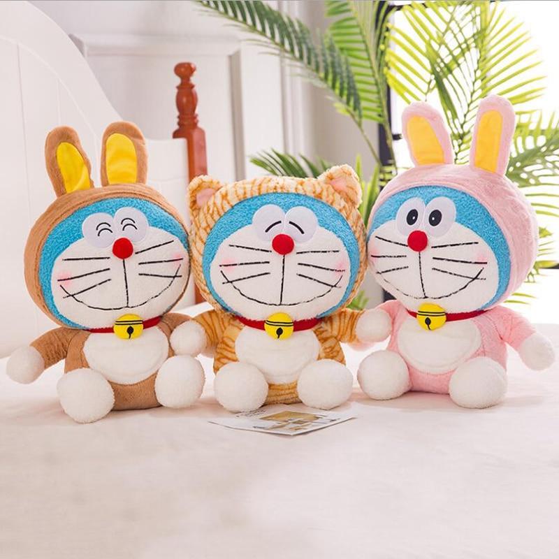 Creative Cartoon Tinkling Cat Plush Toy Stuffed Animal Doll Birthday Gift Toys Send to Children & Girlfriend