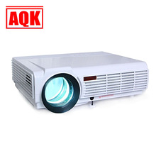 5500 lumens smart  lcd led projector full hd accessories 1920×1080 3d home theater projetor video proyector beamer