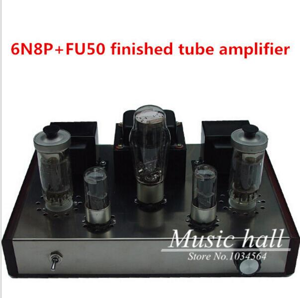 Douk audio Latest 5Z3P+FU50+6N8P Class A Single-ended Tube Audio Amplifier HiFi Valve Amp Pure handmade 13W+13W music hall latest 12ax7 vacuum tube pre amplifier hifi stereo valve pre amp audio processor pure handmade