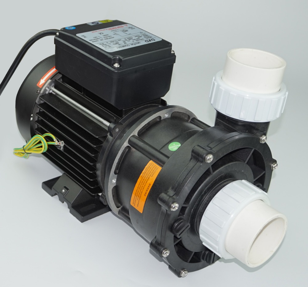 DXD 320E 2 HP 1.5 kW 220/50HZ hot tub pump & Spa Pool Pump 2.0hp / 1.5kw,  Max Flow 44,000 L/Hour DXD motor-in Pumps from Home Improvement on  Aliexpress.com ...