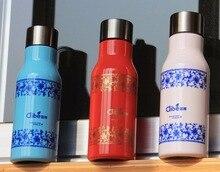Moda de verano 500 ml Creativo Taza De Agua De Plástico Con Cuerda 3 Color Ciclismo Recorrido Al Aire Libre Campamento Taza Espacio Mi Agua botella Libre de BPA