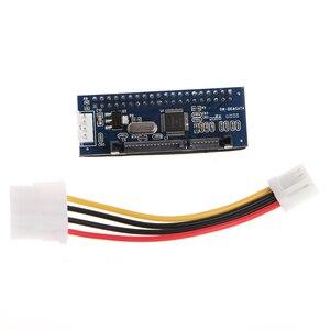 "Image 2 - IDE zu Serial ATA SATA 3.5 ""HDD Adapter Konverter Parallel Zu Serielle Festplatte"